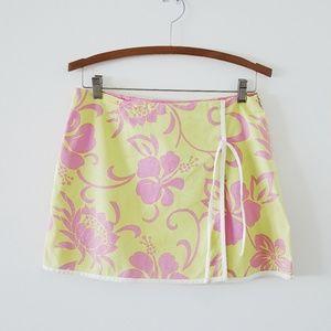 Preppy Trina Turk Mini Skirt